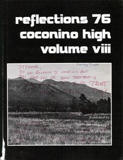 Page 4, 1976 Edition, Coconino High School - Reflections Yearbook (Flagstaff, AZ) online yearbook collection