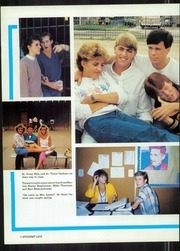 Page 10, 1987 Edition, Gilbert High School - Tiger Yearbook (Gilbert, AZ) online yearbook collection