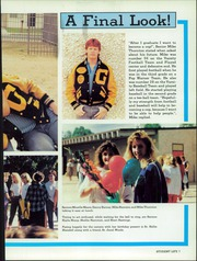 Page 11, 1987 Edition, Gilbert High School - Tiger Yearbook (Gilbert, AZ) online yearbook collection
