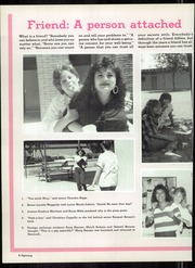 Page 12, 1987 Edition, Gilbert High School - Tiger Yearbook (Gilbert, AZ) online yearbook collection