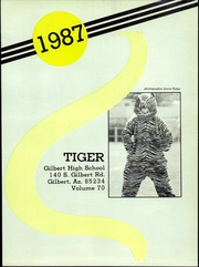 Page 5, 1987 Edition, Gilbert High School - Tiger Yearbook (Gilbert, AZ) online yearbook collection