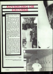 Page 8, 1987 Edition, Gilbert High School - Tiger Yearbook (Gilbert, AZ) online yearbook collection