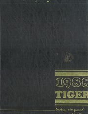 Page 1, 1988 Edition, Gilbert High School - Tiger Yearbook (Gilbert, AZ) online yearbook collection