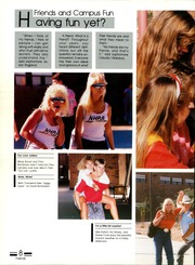 Page 12, 1988 Edition, Gilbert High School - Tiger Yearbook (Gilbert, AZ) online yearbook collection
