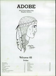 Page 5, 1984 Edition, Nogales High School - Apaches Yearbook (Nogales, AZ) online yearbook collection