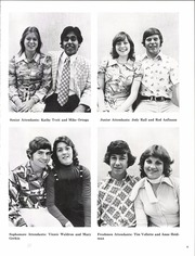 Page 13, 1976 Edition, Thunderbird High School - Warrior Yearbook (Phoenix, AZ) online yearbook collection