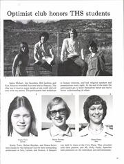 Page 17, 1976 Edition, Thunderbird High School - Warrior Yearbook (Phoenix, AZ) online yearbook collection