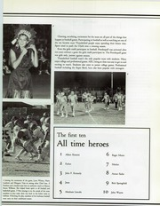 Page 13, 1982 Edition, Thunderbird High School - Warrior Yearbook (Phoenix, AZ) online yearbook collection