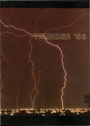 Thunderbird High School - Warrior Yearbook (Phoenix, AZ) online yearbook collection, 1983 Edition, Page 1