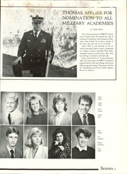 Page 73, 1987 Edition, Thunderbird High School - Warrior Yearbook (Phoenix, AZ) online yearbook collection