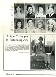 Page 76, 1987 Edition, Thunderbird High School - Warrior Yearbook (Phoenix, AZ) online yearbook collection