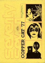 Page 1, 1977 Edition, Morenci High School - Copper Cat Yearbook (Morenci, AZ) online yearbook collection