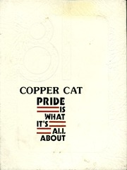 1981 Edition, Morenci High School - Copper Cat Yearbook (Morenci, AZ)