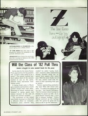 Page 24, 1981 Edition, Morenci High School - Copper Cat Yearbook (Morenci, AZ) online yearbook collection