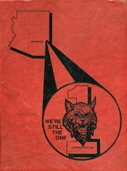 1983 Edition, Morenci High School - Copper Cat Yearbook (Morenci, AZ)