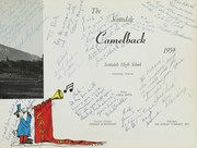 Page 7, 1959 Edition, Scottsdale High School - Camelback Yearbook (Scottsdale, AZ) online yearbook collection