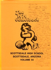 Page 2, 1979 Edition, Scottsdale High School - Camelback Yearbook (Scottsdale, AZ) online yearbook collection