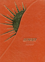 1980 Edition, Corona Del Sol High School - Sunset Yearbook (Tempe, AZ)