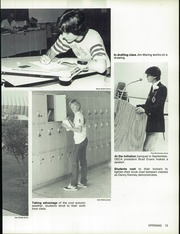 Page 15, 1982 Edition, Corona Del Sol High School - Sunset Yearbook (Tempe, AZ) online yearbook collection
