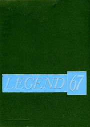Page 1, 1967 Edition, East High School - Legend Yearbook (Phoenix, AZ) online yearbook collection