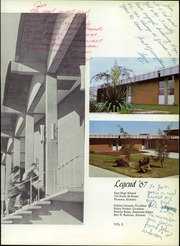 Page 5, 1967 Edition, East High School - Legend Yearbook (Phoenix, AZ) online yearbook collection