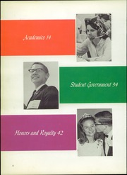 Page 6, 1967 Edition, East High School - Legend Yearbook (Phoenix, AZ) online yearbook collection