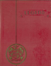 1968 Edition, East High School - Legend Yearbook (Phoenix, AZ)