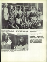 Page 205, 1971 Edition, East High School - Legend Yearbook (Phoenix, AZ) online yearbook collection