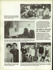 Page 206, 1971 Edition, East High School - Legend Yearbook (Phoenix, AZ) online yearbook collection