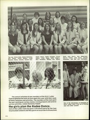 Page 208, 1971 Edition, East High School - Legend Yearbook (Phoenix, AZ) online yearbook collection