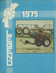 1975 Edition, East High School - Legend Yearbook (Phoenix, AZ)