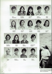 Page 16, 1977 Edition, Sahuarita High School - Mustang Yearbook (Sahuarita, AZ) online yearbook collection