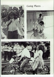 Page 9, 1977 Edition, Sahuarita High School - Mustang Yearbook (Sahuarita, AZ) online yearbook collection