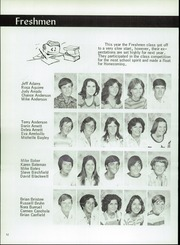 Page 56, 1978 Edition, Sahuarita High School - Mustang Yearbook (Sahuarita, AZ) online yearbook collection