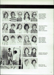 Page 59, 1978 Edition, Sahuarita High School - Mustang Yearbook (Sahuarita, AZ) online yearbook collection
