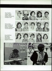 Page 62, 1978 Edition, Sahuarita High School - Mustang Yearbook (Sahuarita, AZ) online yearbook collection