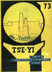 Page 1, 1973 Edition, Chinle High School - TSE YI Yearbook (Chinle, AZ) online yearbook collection