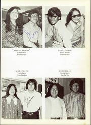 Page 147, 1973 Edition, Chinle High School - TSE YI Yearbook (Chinle, AZ) online yearbook collection