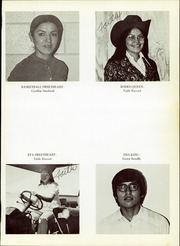 Page 149, 1973 Edition, Chinle High School - TSE YI Yearbook (Chinle, AZ) online yearbook collection