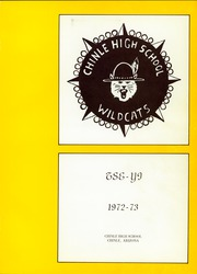 Page 5, 1973 Edition, Chinle High School - TSE YI Yearbook (Chinle, AZ) online yearbook collection
