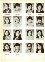 Page 54, 1973 Edition, Chinle High School - TSE YI Yearbook (Chinle, AZ) online yearbook collection