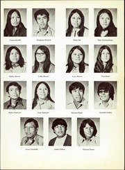 Page 55, 1973 Edition, Chinle High School - TSE YI Yearbook (Chinle, AZ) online yearbook collection