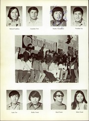 Page 60, 1973 Edition, Chinle High School - TSE YI Yearbook (Chinle, AZ) online yearbook collection