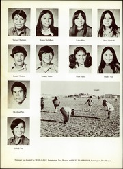 Page 68, 1973 Edition, Chinle High School - TSE YI Yearbook (Chinle, AZ) online yearbook collection