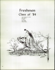 Page 108, 1981 Edition, Chinle High School - TSE YI Yearbook (Chinle, AZ) online yearbook collection