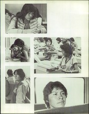 Page 121, 1981 Edition, Chinle High School - TSE YI Yearbook (Chinle, AZ) online yearbook collection