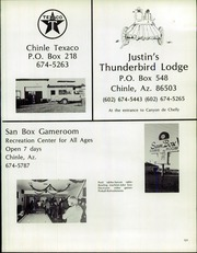 Page 125, 1981 Edition, Chinle High School - TSE YI Yearbook (Chinle, AZ) online yearbook collection