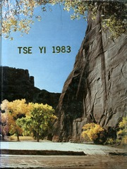 Page 1, 1983 Edition, Chinle High School - TSE YI Yearbook (Chinle, AZ) online yearbook collection
