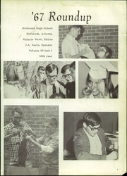 Page 5, 1967 Edition, Holbrook High School - Round Up Yearbook (Holbrook, AZ) online yearbook collection