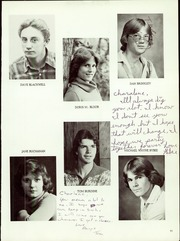 Page 15, 1979 Edition, Bradshaw Mountain High School - Bear Tracks Yearbook (Prescott Valley, AZ) online yearbook collection